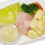 温野菜とポテトニョッキのバーニャカウダ
